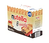 Ferrero: 'Nutella B-ready ' a crisp wafer of bread in the form of mini baguette stuffed with a...