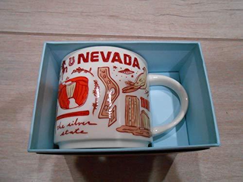 Starbucks Kaffeebecher – Been There Serie Across The Globe (Nevada)