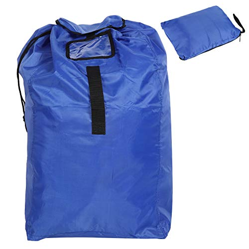 Kuuleyn Storage Bag,Baby Stroller Seat Bag Portable 420D PA Coating Storage Backpack for Outdoor Use