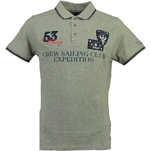 Geographical Norway Polo Manches Courtes Coton KEBASTIEN SS Men
