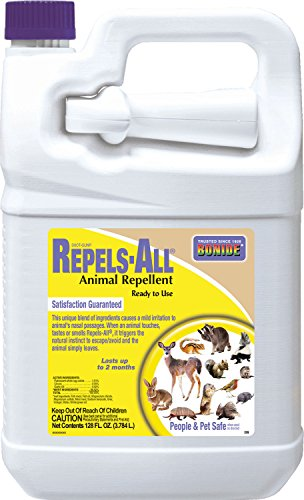 Repels-All Animal Repellent Ready-To-Use 1 Gallon