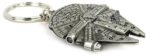 Star Wars Millennium Falcon Replica Keychain