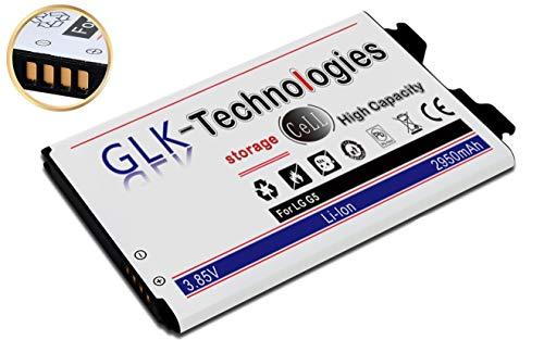 -35% NUR Kurze Zeit !! Neulieferung Südkorea Technologie !! GLK-Technologies® Akku // 2950 mAh // passend für/LG G5 / H850 Dual SIM H860N LTE BL-42D1F 2 Jahre GarantiePRODUKT 2020 B.j