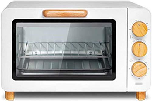 Mini horno de 15 litros, horno de parrilla eléctrica, horno de pizza,...