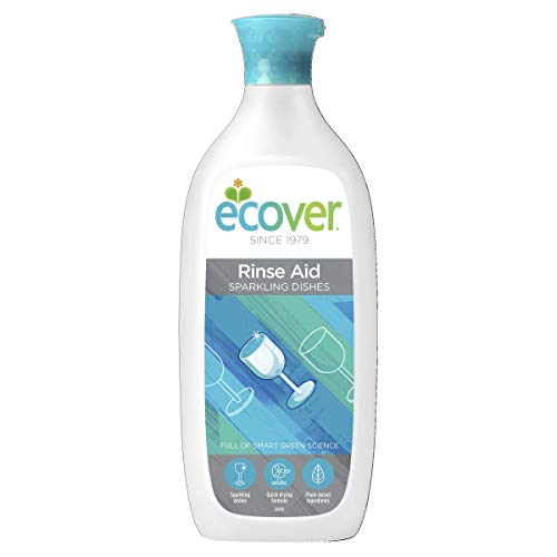 Ecover Ecological Dishwasher Rinse Aid, 500 ml, Each