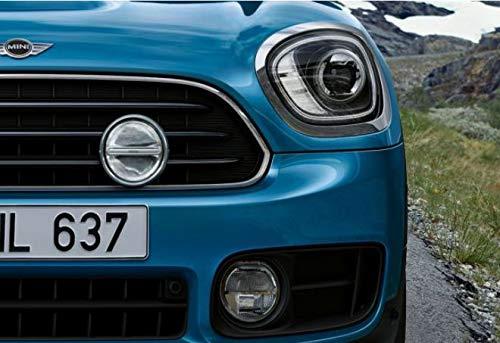 BMW OriginaOriginal Mini LED Zusatzscheinwerfer Chrom für R55 R56 R57 R58 R59 R60 F54 F55 F56 F57 F60l Mini LED Zusatzscheinwerfer Chrom für R55 R56 R57 R58 R59 R60 F54 F55 F56 F57 F60