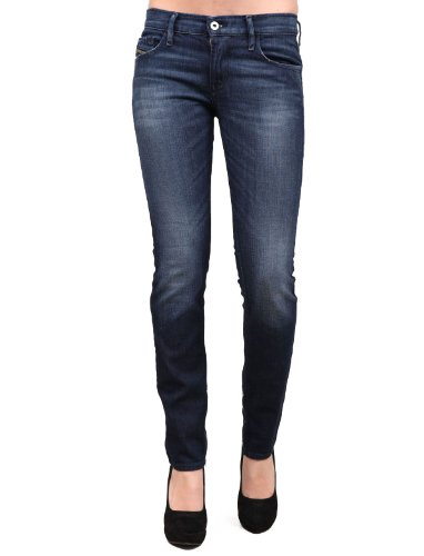 Diesel - Diesel Jean Donna Zivy Blu Jeans Stretch Regular Denim