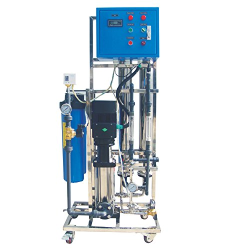 Geekpure Industrial Reverse Osmosis System 3000 GPD or Special Design as Your Requirements