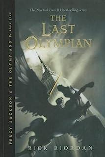 Last Olympian