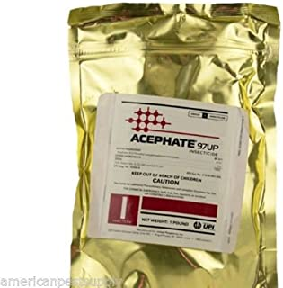 Acephate 97UP Systemic Insecticide 97% Orthene ( 1 Lb bag ) Great for Fire Ants