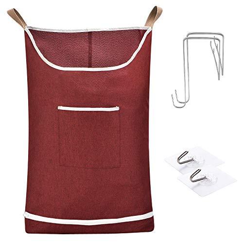 Hanging Laundry Hamper Bag Hanging Bag for Laundry Over The Door Laundry Hamper Hanging Laundry Basket