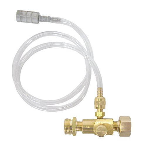 Ultimate Washer UW16-PA75B8 High Pressure Chemical Injector, 8.0 GPM, 3500 PSI, Brass