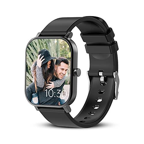 Smart Watch, Waterproof Sport Watches for Men 1.69 Full Touch Screen...