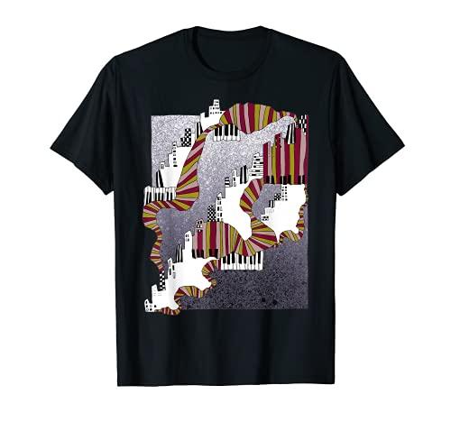 Mellow My Man; Homenaje al Hip Hop de los 90 Camiseta