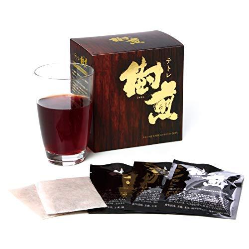 健康茶 テトレ樹煎 5.5g2包×10袋 1ヶ月分 ( 父の日 ギフト プレゼント 無添加 糖質ゼロ オーガニックティー ティーバッグ 国内製造 )