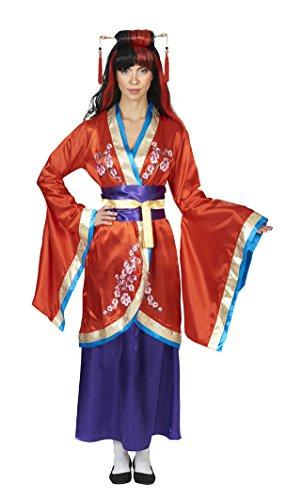 Andrea Moden 857-44/46 Kimono mit Gürtel, 44/46
