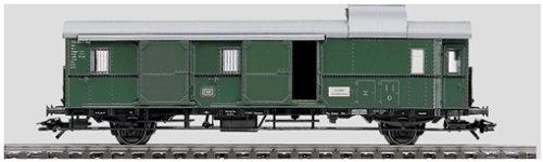 Märklin 4315 Klassiker Modelleisenbahn Gepäckwagen, Donnerbüchse, Spur H0