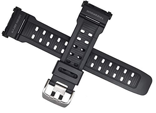 Casio gw-9010/g-9010nero resina orologio da polso