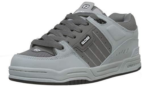 Globe Fusion, Chaussures de Skateboard Homme - Gris (Charcoal/High Rise 15250) - 40.5 EU/US:8