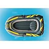 Thick Kayak Inflatable Kayak Kayak Inflatable Fishing Kayak Short-Distance Travel Professional Kayak Two-Person Inflatable Kayak Three-Person Kayak high Output air Pump Kayak Safe and Convenient