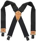Dickies Men's Industrial Strength X-Back Adjustable Suspender
