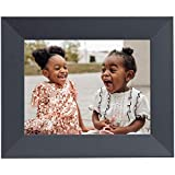 """Aura Digital Photo Frame, 10"""" HD Display New 2019, 2048 x 1536 Resolution with Free Cloud Storage, Oprah's Favorite Things List 2X, Sawyer Shale WiFi Picture Frame"""