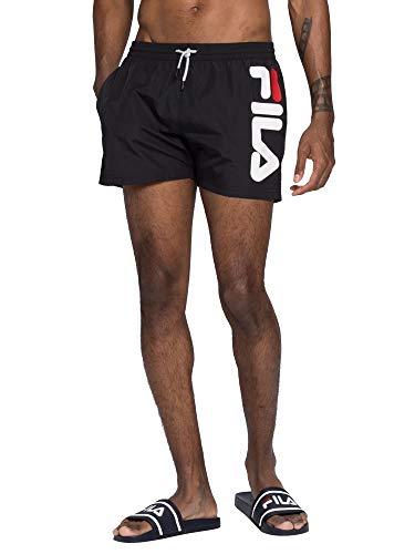 Fila zwembroek heren Michi Beach Shorts 687739 006 True Red Red