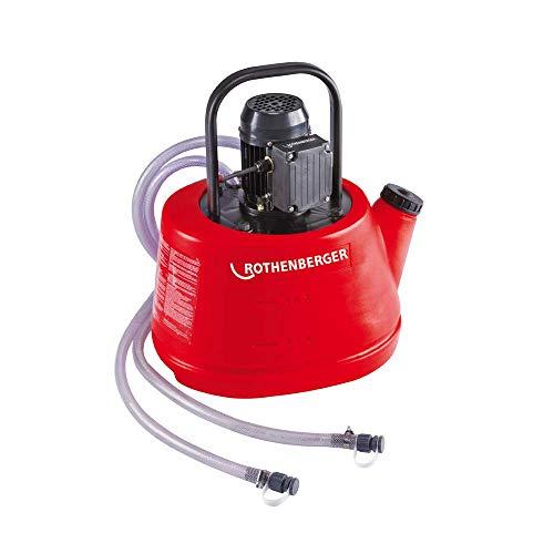 ROTHENBERGER ROCAL 20 Entkalkungspumpe: Entkalkung von Wasserleitung und Wärmetauscher, mit Strömungsflussumkehr