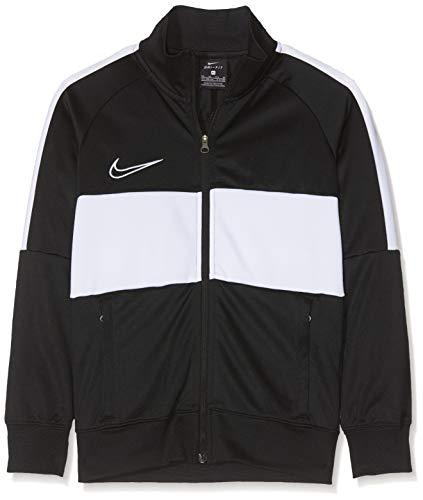 Nike Jungen B NK Dry ACDMY TRK I96 K Jacket, Black/White, L