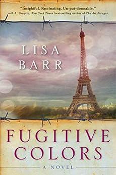 Fugitive Colors: A Novel by [Lisa Barr]