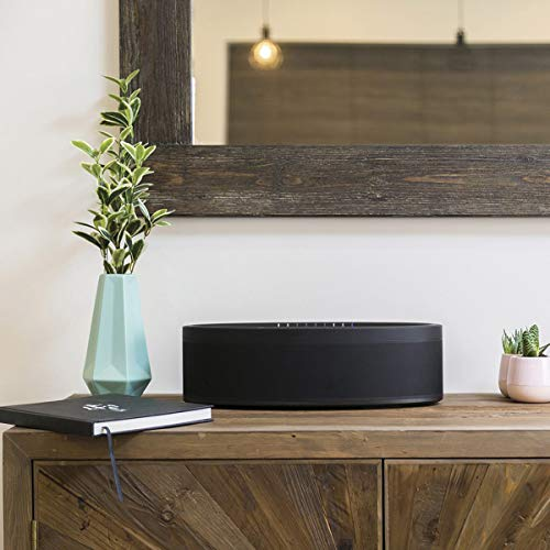 Yamaha MusicCast 50 Wireless Speaker for Streaming Music, Compatible with Alexa