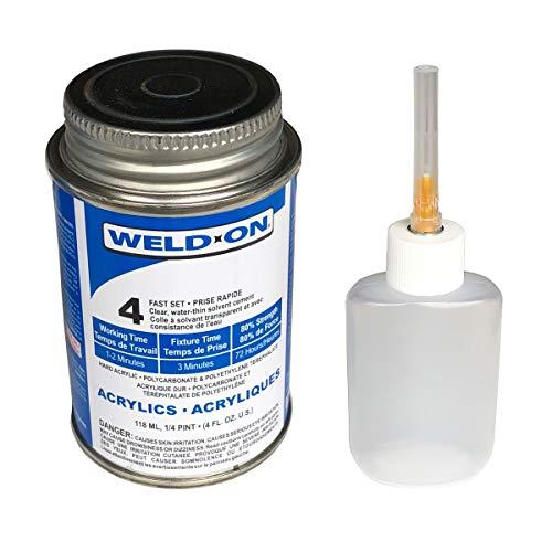 Weldon #4 with Applicator Bottle