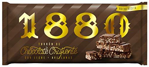 Turrón de Chocolate Crujiente 1880 250g