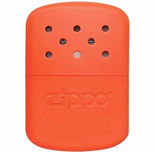Zippo - Scaldamani per esterni, 12 ore, colore: Arancione