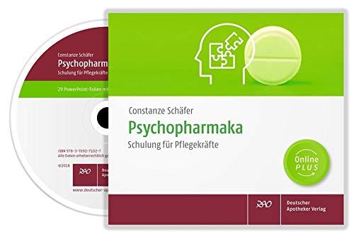 Psychopharmaka: Schulung für Pflegekräfte