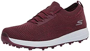 Spikeless, durable grip tpu outsole Ultra-lightweight, responsive ULTRA Flight cushioning Goga max insole delivers enhanced high-rebound cushioning Water resistant Synthetic upper