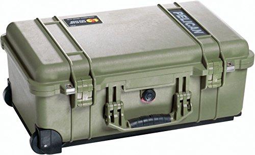 Pelican 1510LOC Laptop Overnight Case - OD Green