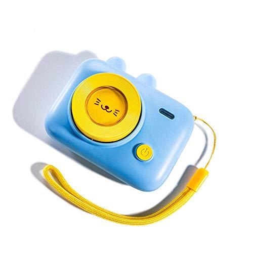 Dalovy Accueil Électronique Anti-Moustique Portable en Plein Air Femmes Enceintes Bébé Intérieur Ménage Moustique Tueur-Bleu Batterie