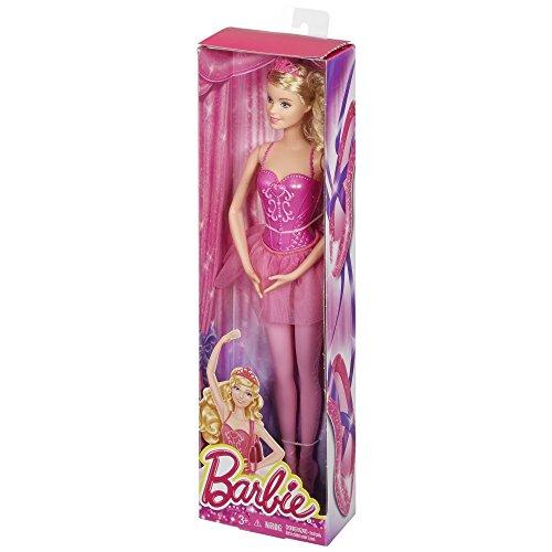 Barbie – Poupée Ballerine Rose