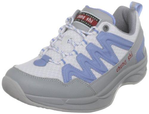 Chung Shi Magic Balance Step, Chaussures randonnée mixte adulte - Blanc-TR-I5-12, 37 EU (4 UK)