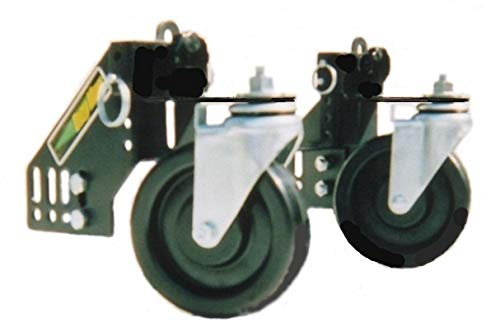 Eazy Mow 396.001 Universal Lawn Mower Swivel Wheel Kit