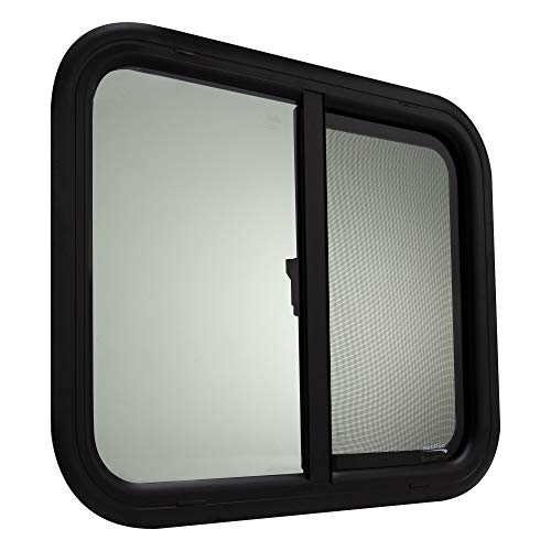 RecPro RV Window | Teardrop Horizontal Slide | RV...