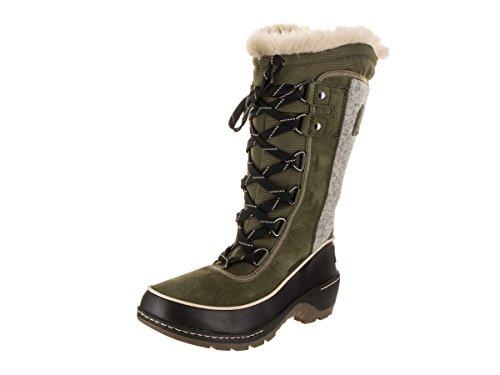 Price comparison product image Sorel Women's Tivoli III Suede High Boots (6 B(M) US,  Nori)