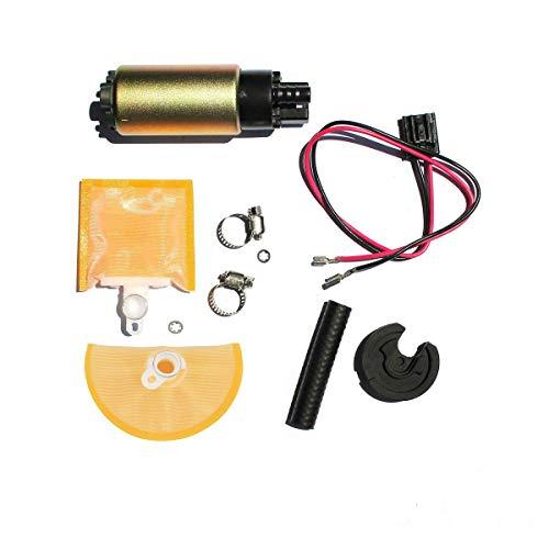 CUSTOM 1pc New Electric Intank Fuel Pump With Installation Kit E8213 E2068