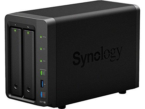 Synology DiskStation DS716-Server NAS 8 TB (Server) Disco