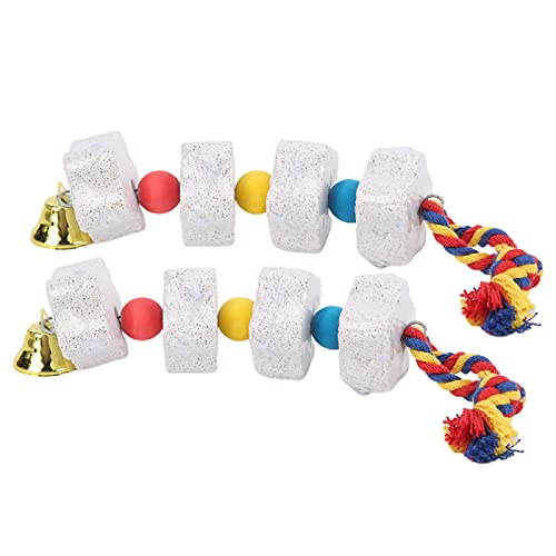 Giocattoli per pappagalli, giocattoli da masticare per parrocchetti sicuri per roditori per pappagalli
