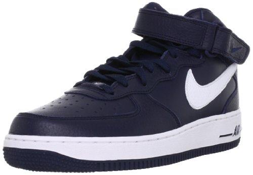 Nike Unisex-Kinder Court Royale Fitnessschuhe, blau, 17 EU