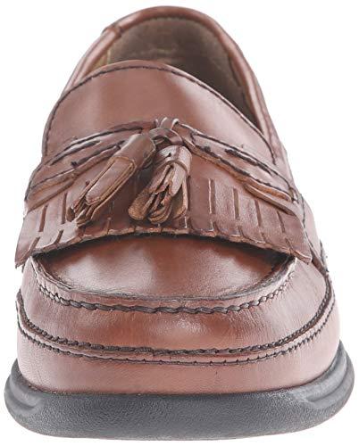 Dockers Men's Sinclair Kiltie Loafer,Antique Brown,11.5 M US