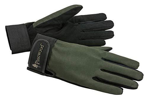 Pinewood 1108 Handschuh Thüringen moosgrün/schwarz (153) 9