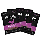 Chef's Cut Real Chicken Korean Barbecue Jerky, 2.5 Ounce (4 Pack)